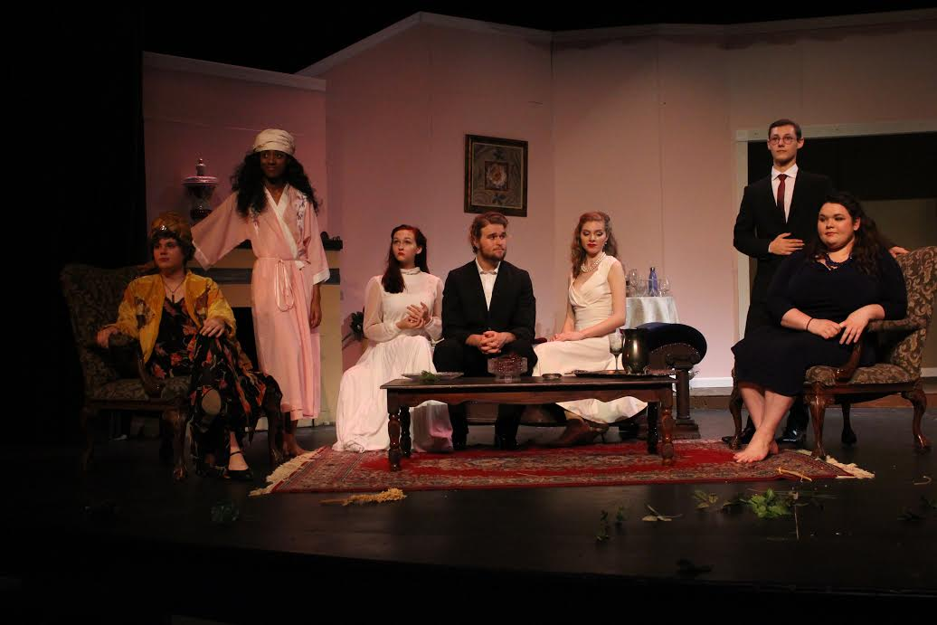 Retro Musical and Ghostly Comedy Take the Stage By Vikki Damon